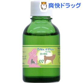 コンビネーションチンクチャー Pet07(20ml)【コンビネーションチンクチャー for Pets+】