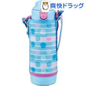 タイガー ステンレスボトル サハラ 0.5L ブルードット MBO-H050 AT(1コ)【タイガー(TIGER)】
