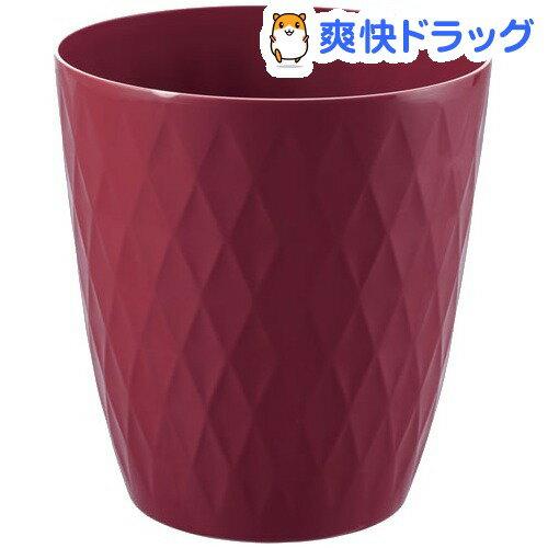キンバリー 鉢カバー 10号 レッド(1コ入)【キンバリー】