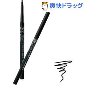 【訳あり】メイベリン アイステュディオ スリム アイライナー 01 ブラック(0.11g)【メイベリン】