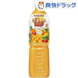 野菜生活100 マンゴーサラダ スマートPET(720ml*15本入)【野菜生活】