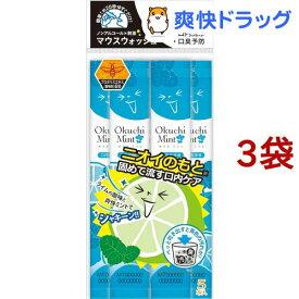 マウスウォッシュ オクチミント(11ml*5本入*3袋セット)