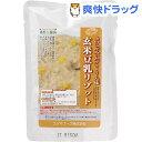 コジマフーズ 玄米豆乳リゾット(180g)