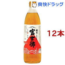 純米富士酢(900ml*12本セット)【飯尾醸造 富士酢】