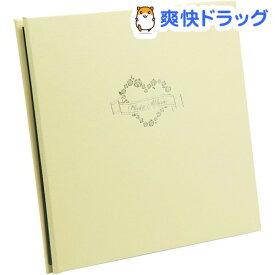 フジカラー フリーアルバム mini レザー アイボリー(1個)【フジカラー】