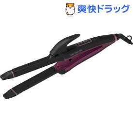 コイズミ マイナスイオン2WAYアイロン ブラック KHR-7500/K(1台)【コイズミ】