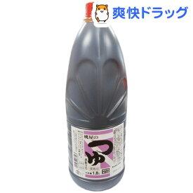 桃屋のつゆ 業務用(1.8L)
