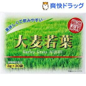 大麦若葉 分包(3g*30袋入)【HIKARI(軽井沢)】