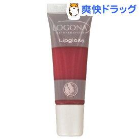 ロゴナ リップグロス 01 レッドベリー(10mL)【ロゴナ(LOGONA)】