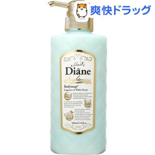モイスト・ダイアン ボディソープ ホワイトフローラルの香り(500mL)【モイスト・ダイアン】