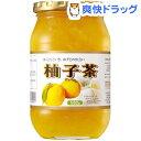おいしい柚子茶(ゆず茶) ゆず50%含有(580g)