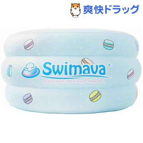 スイマーバ マカロンバス グリーンプレミアム(1セット)【スイマーバ(SWIMAVA)】