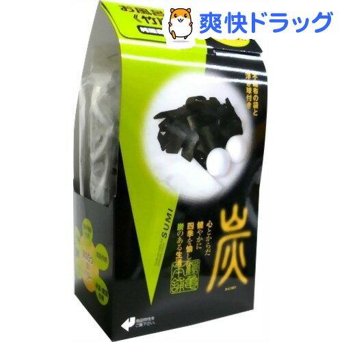 竹炭 お風呂用(500g)【自然派くらぶ】
