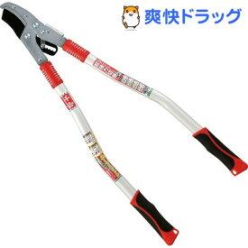 千吉 ラチェット式太枝切鋏 カーブハンドル SGFL-3R(1コ入)【千吉】