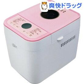 ハイローズ 1斤用 ホームベーカリー HR-B120P(1台)【ハイローズ(Hi-Rose)】