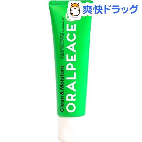 オーラルピース クリーン&モイスチュア(80g)【オーラルピース】