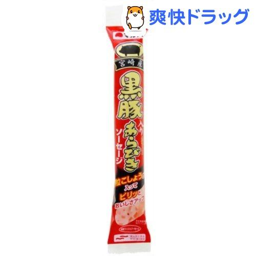 【訳あり】マルハ 黒豚あらびきソーセージ(70g)【マルハニチロ】