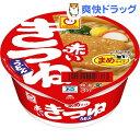 マルちゃん 赤いまめきつねうどん(ミニカップ) (1コ入)