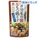 宮島醤油 博多もつ鍋スープ みそ味(300g)