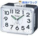 ベル音目覚まし時計 ベル太郎 T-704 SM-Z(1台)