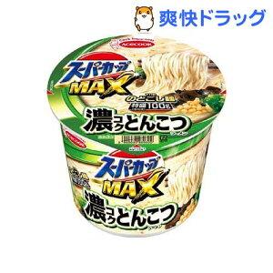 【訳あり】スーパーカップMAX とんこつラーメン(12コ入)【スーパーカップ】