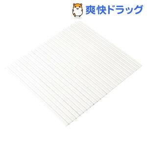 風呂ふたシャッター L15 75*150cm用 ホワイト(1本入)