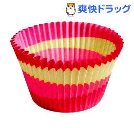 スタンダード カップケーキ ピンクサークル(32枚入)
