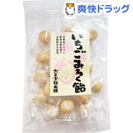 味楽園 いちごみるく飴(72g)