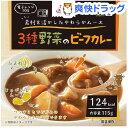 介護食/区分3 エバースマイル 3種野菜のビーフカレー風ムース(115g)【エバースマイル】