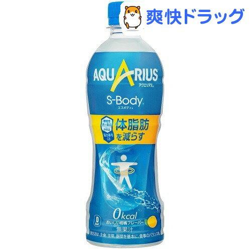 アクエリアス エスボディ PET(500mL*24本入)【アクエリアス(AQUARIUS)】【送料無料】