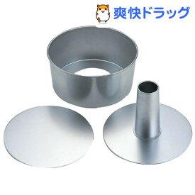 シフォン&スポンジ型 21cm KP7(1コ)【オークス】