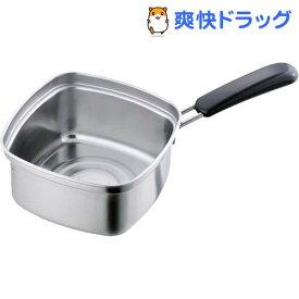 四角いラーメン鍋 15cm 33107(1コ入)