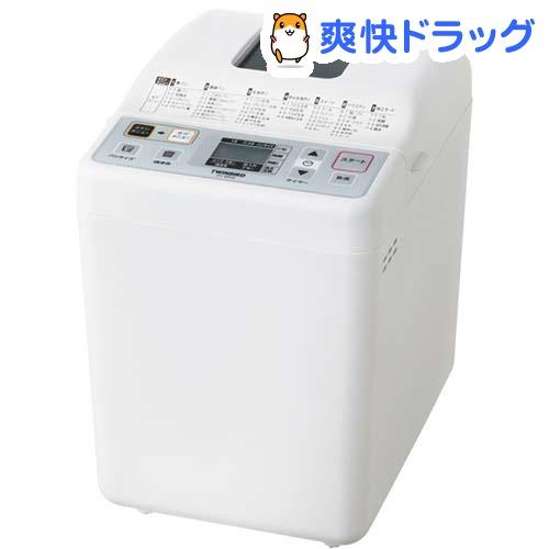 ツインバード ホームベーカリー ホワイト PY-E632W(1台)【ツインバード(TWINBIRD)】