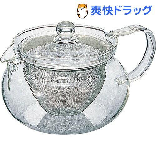 ハリオ 茶茶急須 丸 450mL CHJMN-45T(1コ入)【ハリオ(HARIO)】