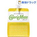 カロリーメイト ゼリー ライム&グレープフルーツ味(215g)【カロリーメイト】