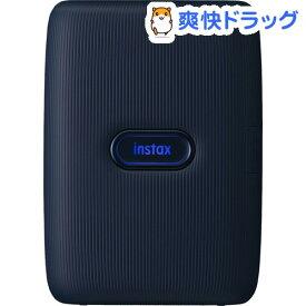 富士フイルム インスタントプリンター instax mini Link ダークデニム(1個)