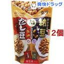 大豆習慣 鰹だし豆&サクサク納豆(9袋入*12コセット)