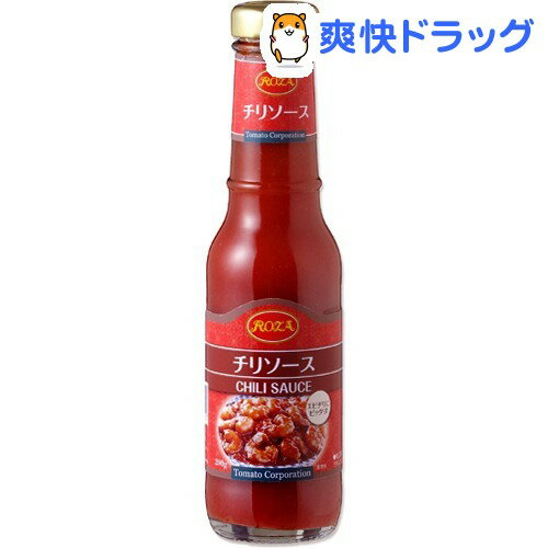 ローザ チリソース(200g)【トマトコーポレーション】
