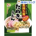長持ち麺 たぬきうどん(170g)