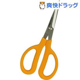 SK11 クラフト皮革・ゴム切はさみ KS-180LE(1コ入)【SK11】