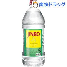JINRO 25度(2.7L)【眞露(JINRO)】