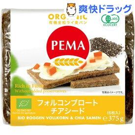ペーマ フォルコンブロート&チアシード(6枚入)