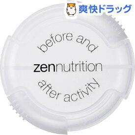 ZEN NUTRITION(ゼンニュートリション) つめかえケース Sサイズ(1コ入)【ZEN NUTRITION(ゼンニュートリション)】