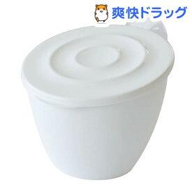 アピュイ シンクトラッシュ 吸盤付き ホワイト(1コ入)【アピュイ(APYUI)】