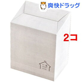 使い捨て サニタリーボックス(3枚入*2コセット)