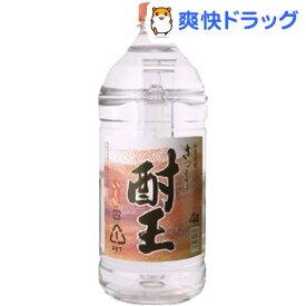 萬世酒造 酎王 いも焼酎 25度(4L)