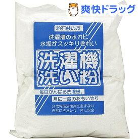 洗濯機洗い粉(300g*2袋入)