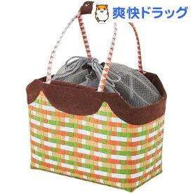 ポルケット オレンジ(1個)【ボンビ】