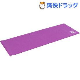 アルインコ ヨガマット バイオレット 6mm FYG606V(1コ入)【アルインコ(ALINCO)】