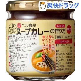 べル スープカレーの作り方 中辛(4皿分)